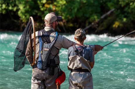 Fly Fishing Casting Clinics