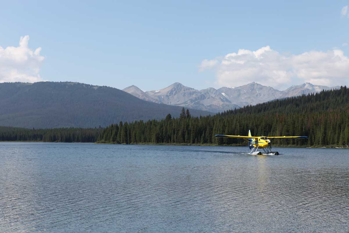 Fly-In Fishing in British Columbia