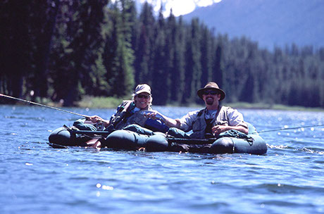 Multi-Day Fly Fishing Trips