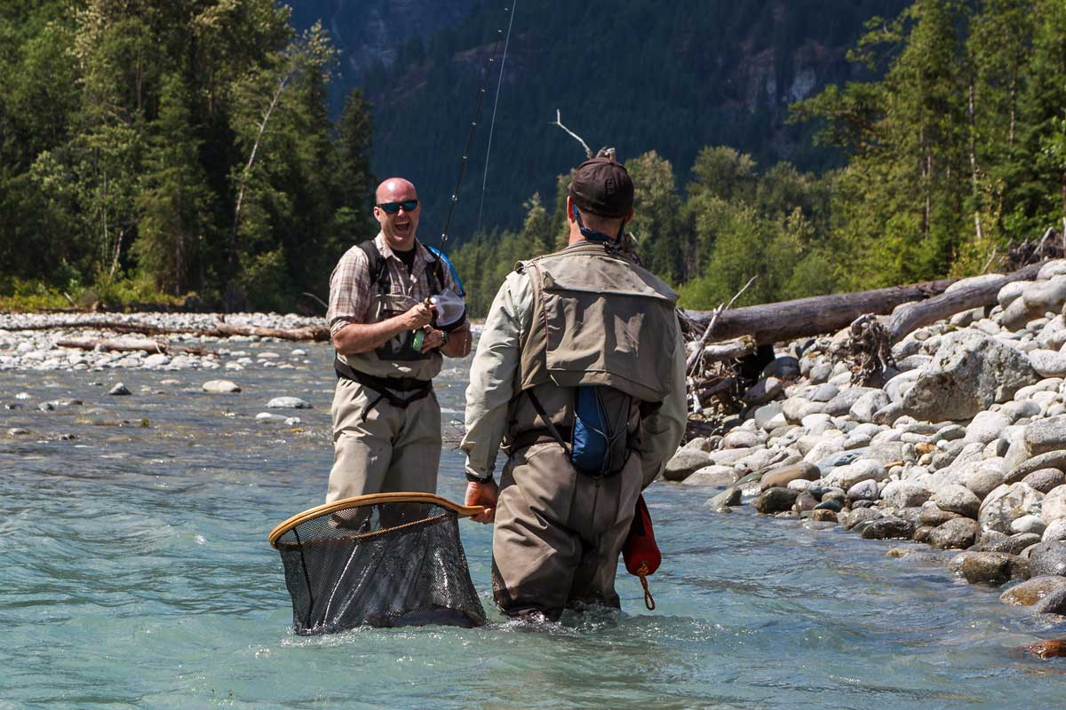 Multi-Day Guided Fly-Fishing Trips in Squamish, BC