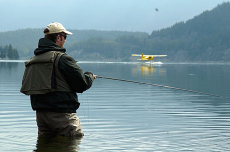 Remote Fly-In Fishing Trips