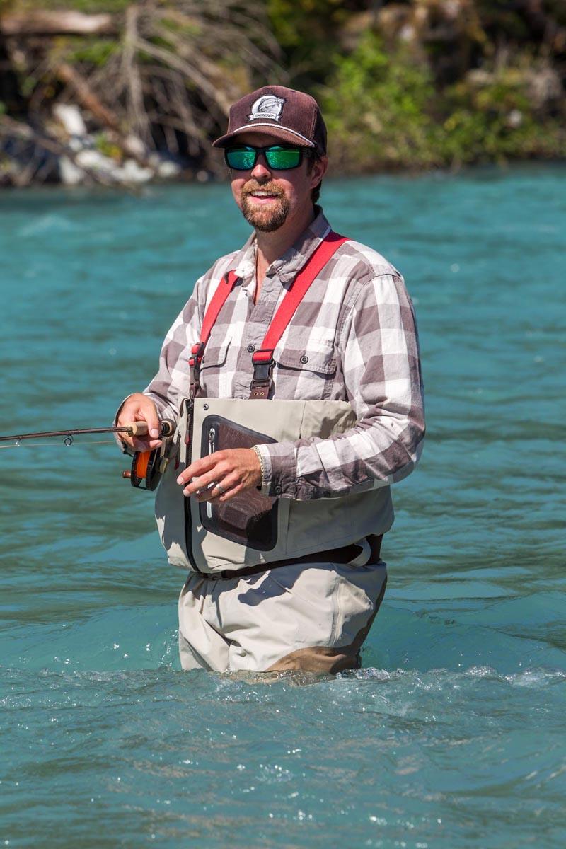 Fly Fishing near Squamish British Columbia