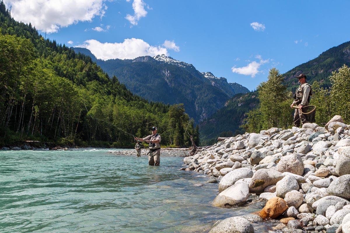 Full Day Whistler Fly Fishing Trips