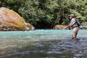 Fly Fishing the Cheakamus River