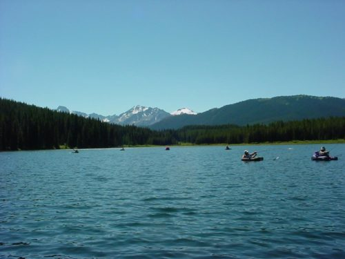 Group fishing trips from Vancouver, Squamish, and Whistler, B.C.