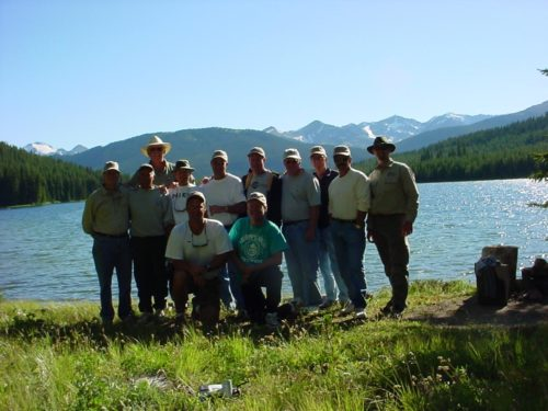 Corporate fly fishing trips in B.C.