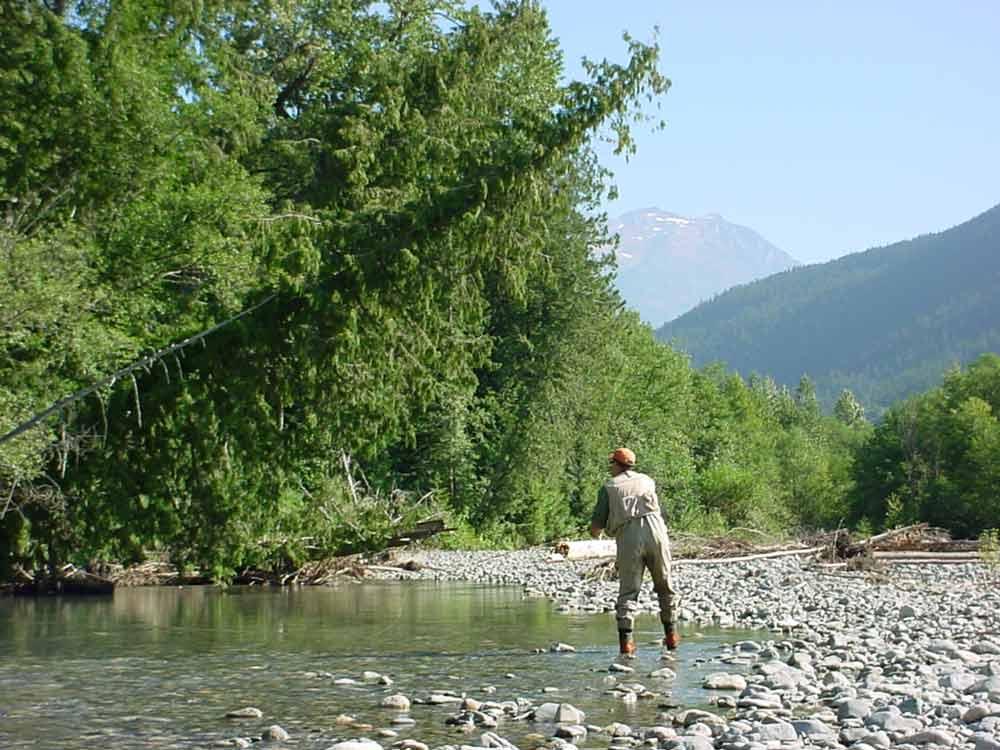Whistler Fishing Trips