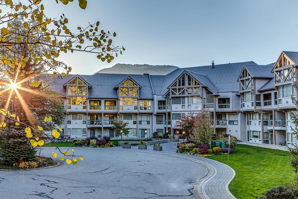 Greystone Lodge in Whistler Canada